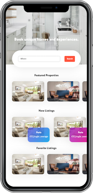 Dwell Home Page